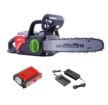 Henx Garden HENX 40V Chainsaw - Starter set