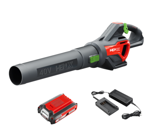 Henx Garden HENX 40 Volt Li-ion Leaf Blower - Starter set