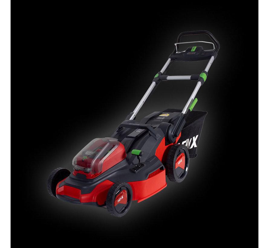 HENX 40 Volt Li-Ion Lawn Mower - Starter set