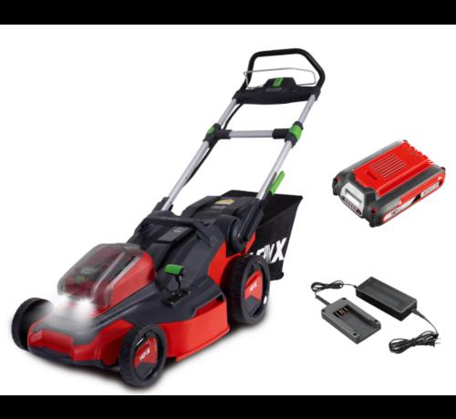 Henx Garden HENX 40 Volt Li-Ion Lawn Mower - Starter set