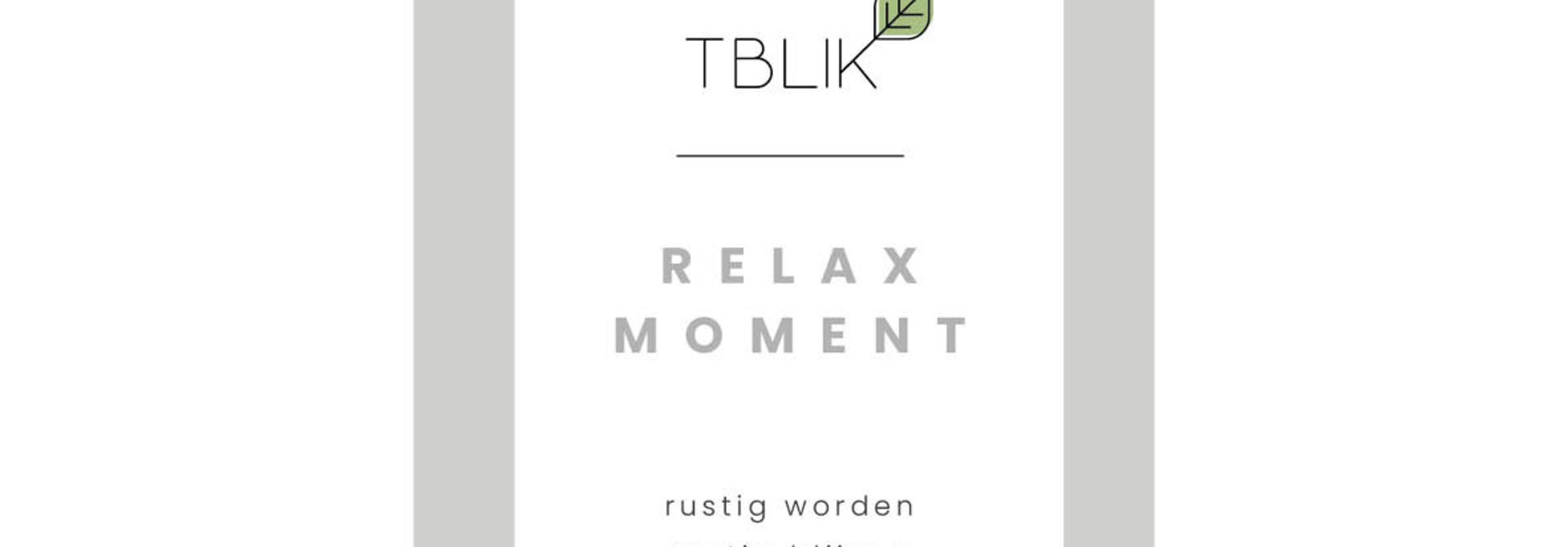 Relax moment