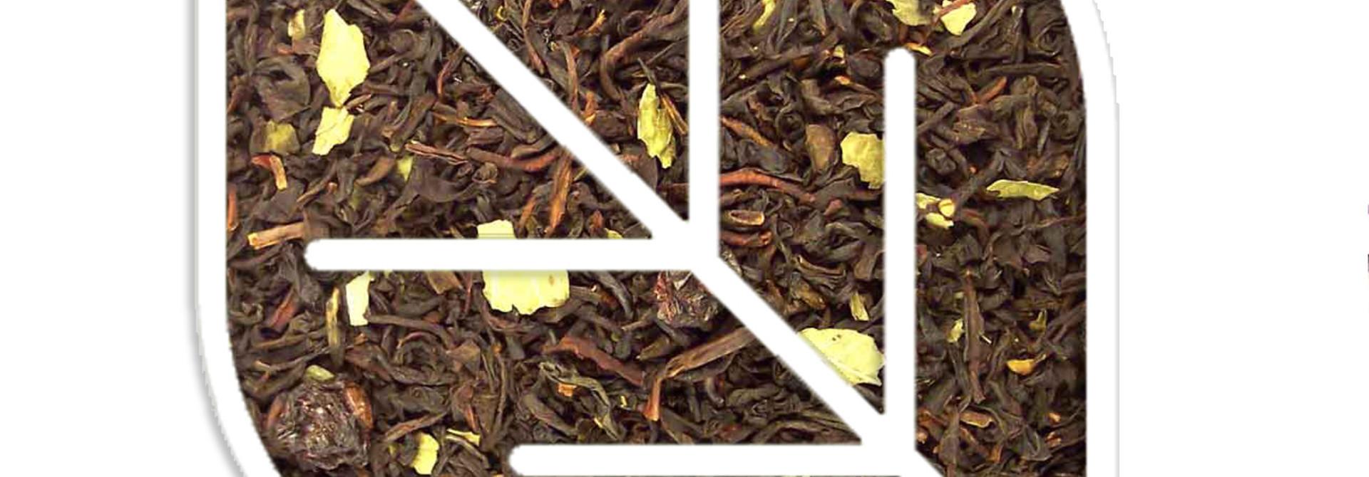 Zwarte bessen thee