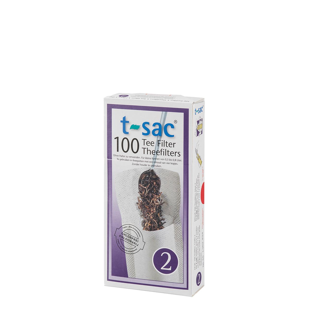 t-sac® #2 100-1