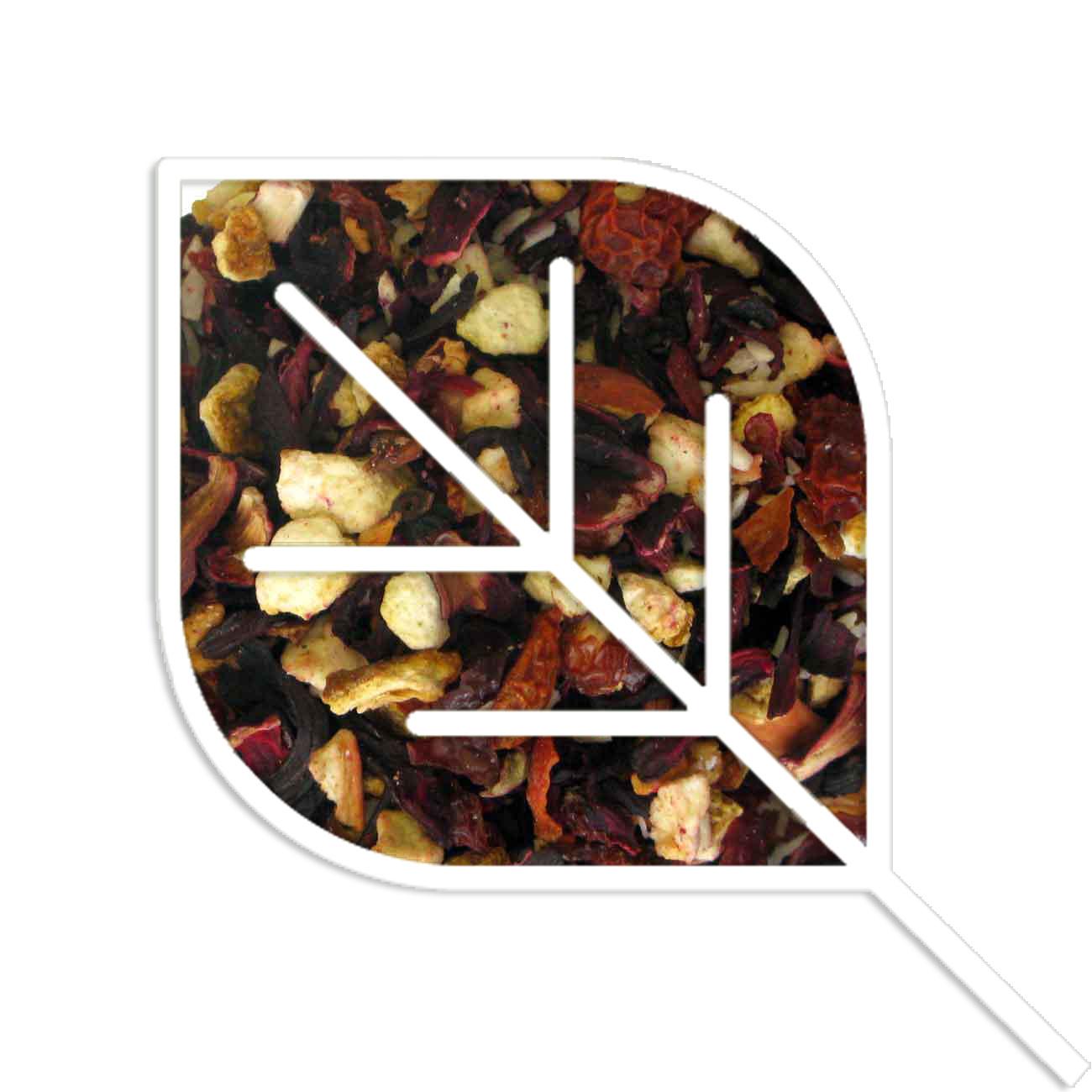 Aardbei Kiwi thee-1