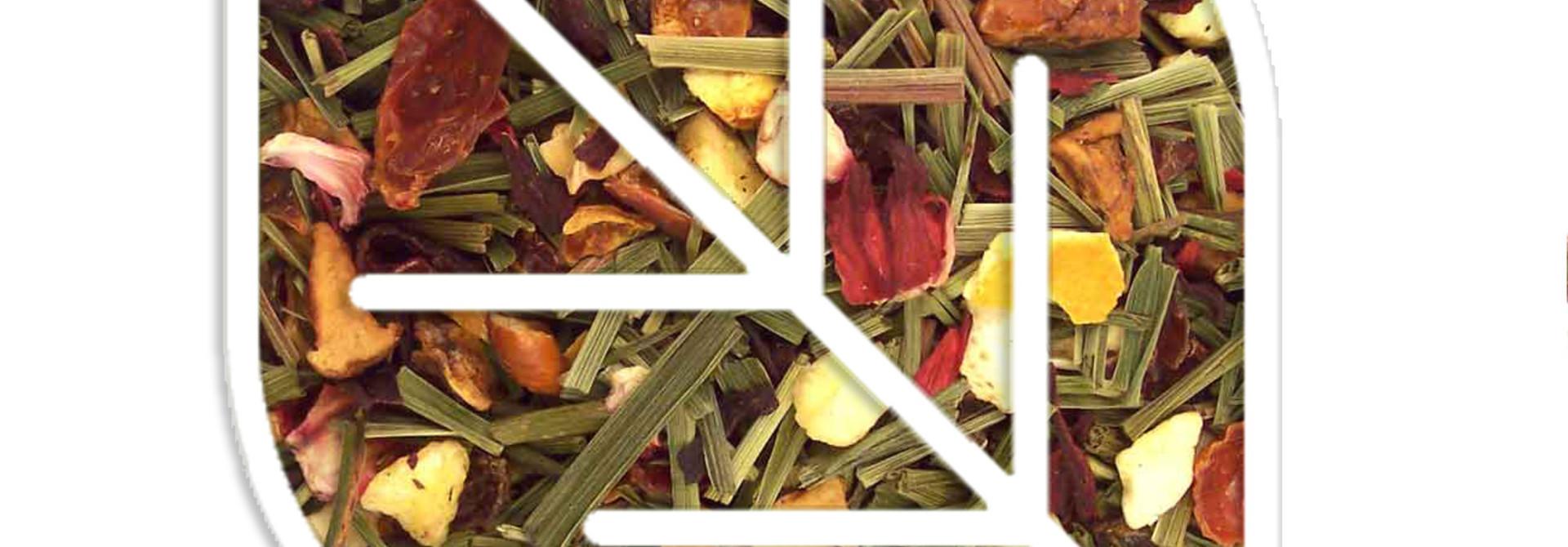 Citrus betovering Vruchten thee
