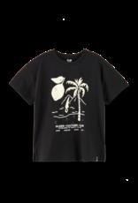 Scotch R'Belle Scotch R'Belle zwart t-shirt met print
