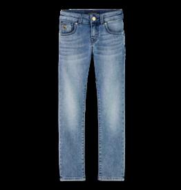 Scotch Shrunk Scotch Shrunk skinny jeans lichtblauw