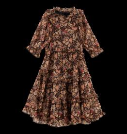 Scotch R'Belle Scotch  R'Belle jurk alloverprint bloemen