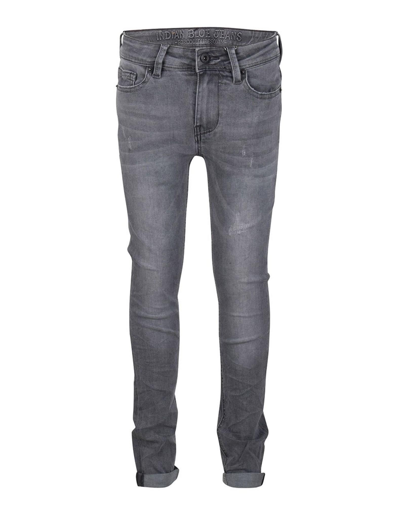 Indian Blue Jeans IBJ Ryan skinny fit grey