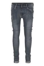 Indian Blue Jeans IBJ Blue Brad super skinny blue grey