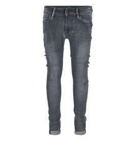 Indian Blue Jeans IBJ Blue Brad super skinny blue grey