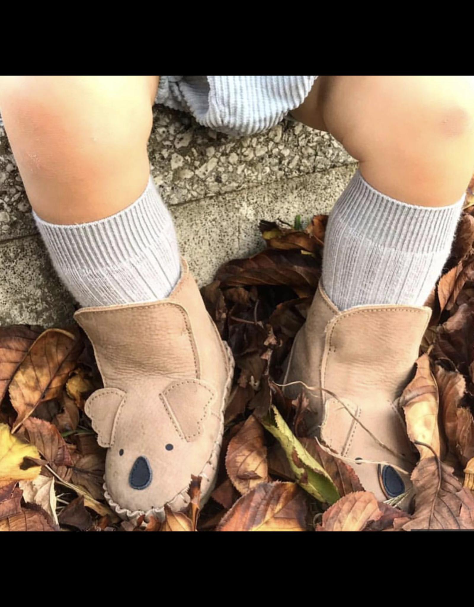 Donsje Donsje Babyschoentje Kapi Lining Koala
