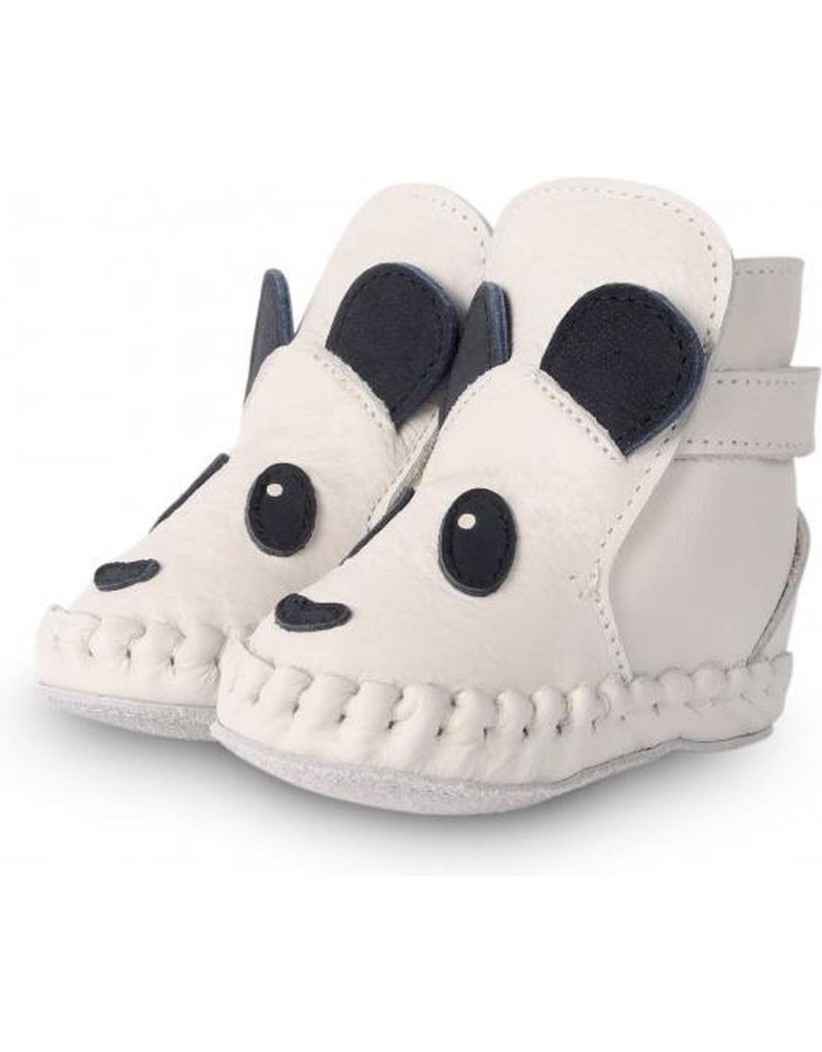 Donsje Donsje Babyschoentje Kapi Lining Panda