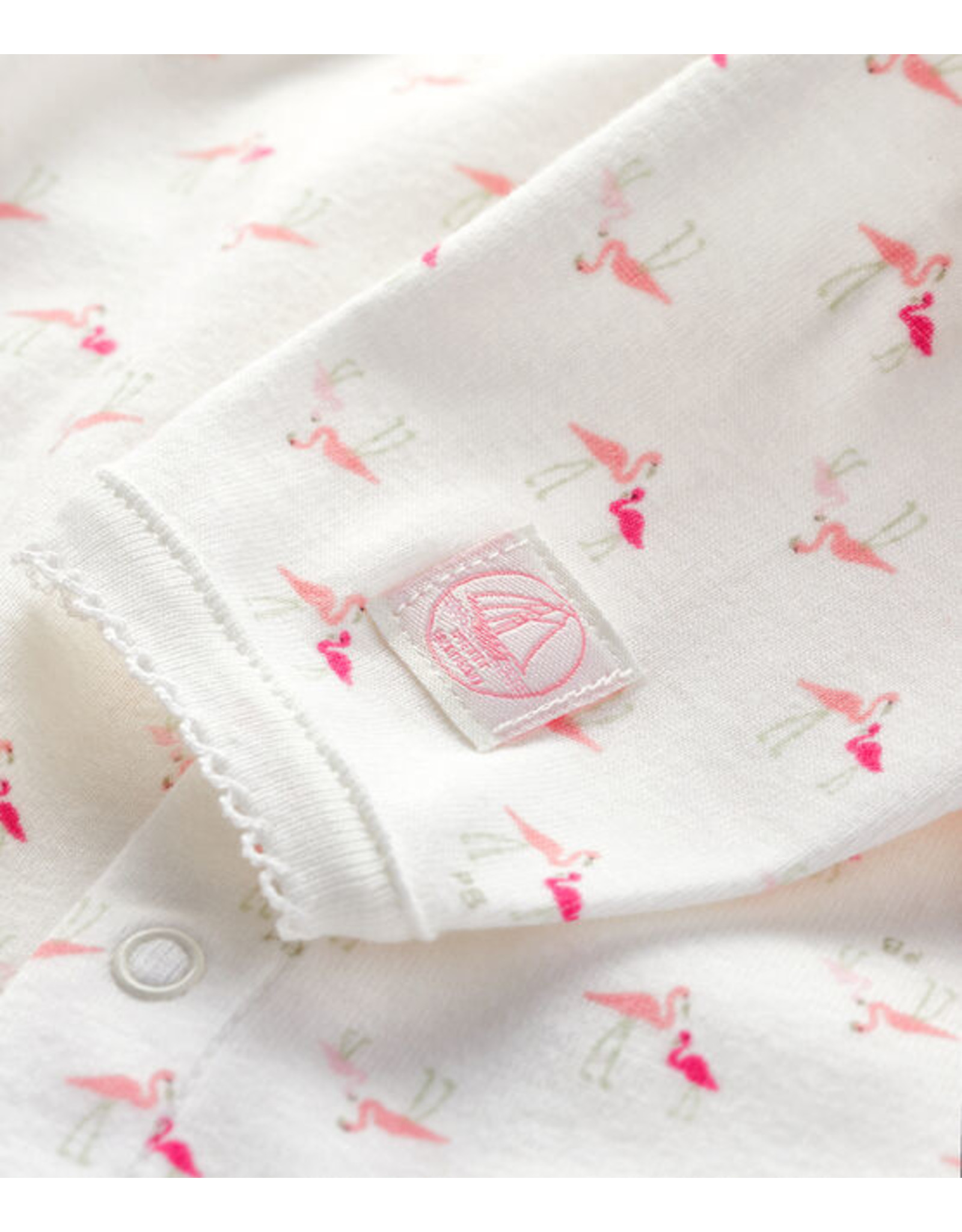 Petit Bateau Petit Bateau Pakje Met Flamingo's
