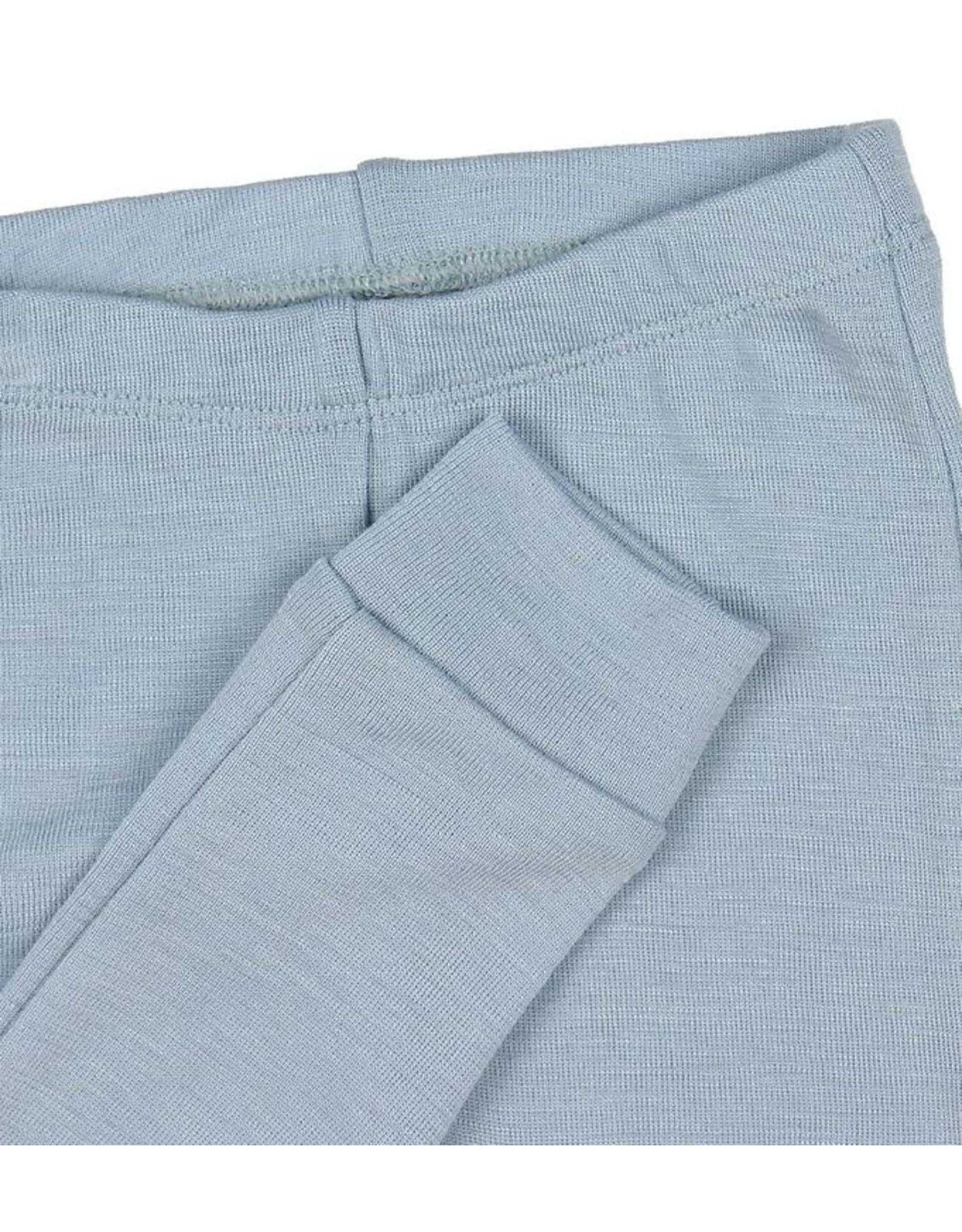 Fixoni Fixoni Wol/Zijde Legging Blauw