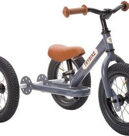 Trybike Trybike 2-in-1 loopfiets Steel Grey