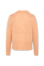 American Outfitters AO vest mohair roze