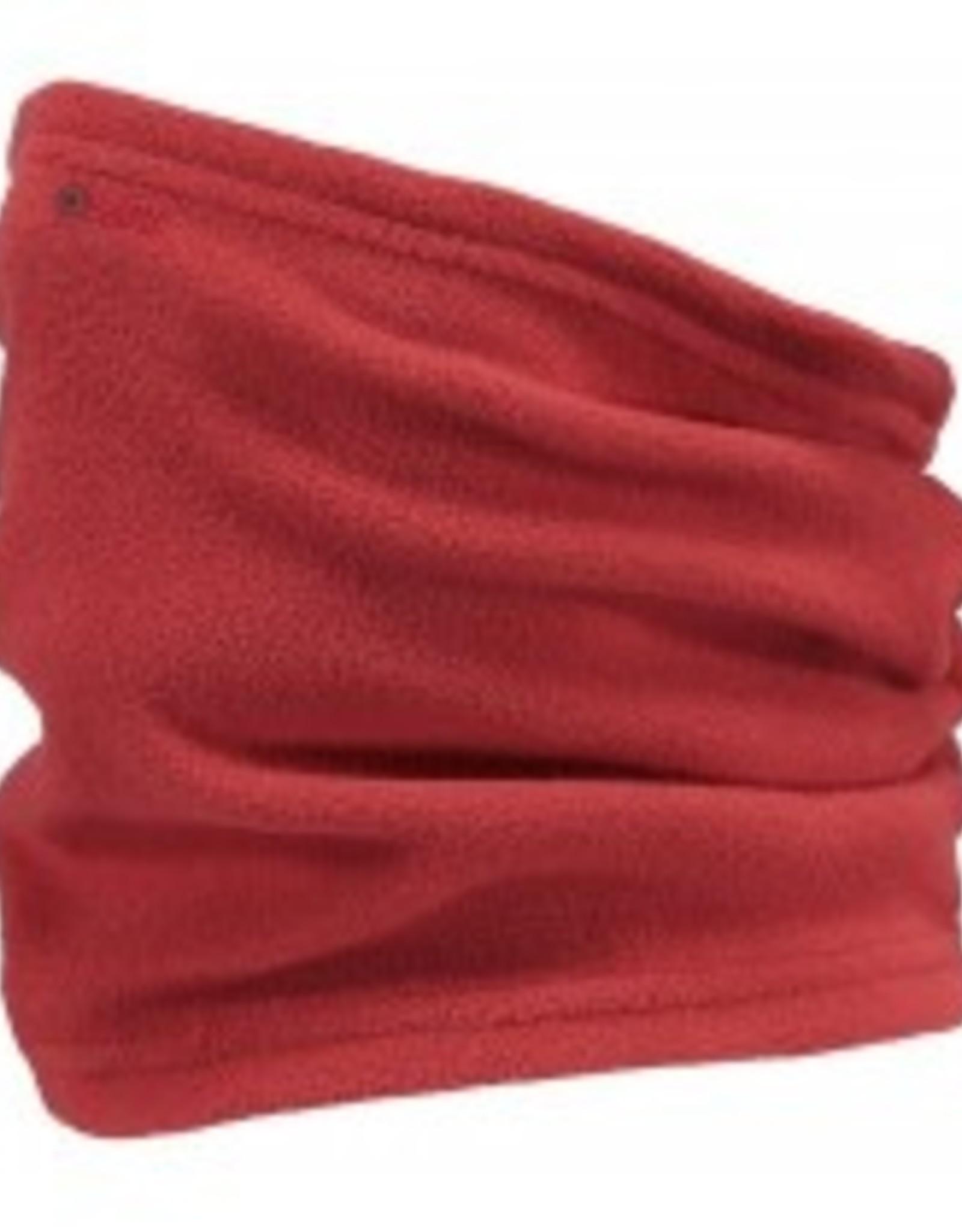 Barts Barts fleece col sjaaltje rood