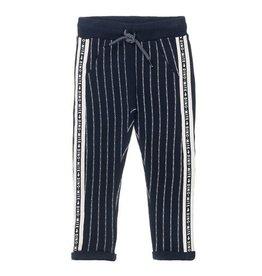 Sturdy Sturdy broek met krijtstreep