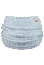 Barts Barts col sjaal lichtblauw met teddy voering