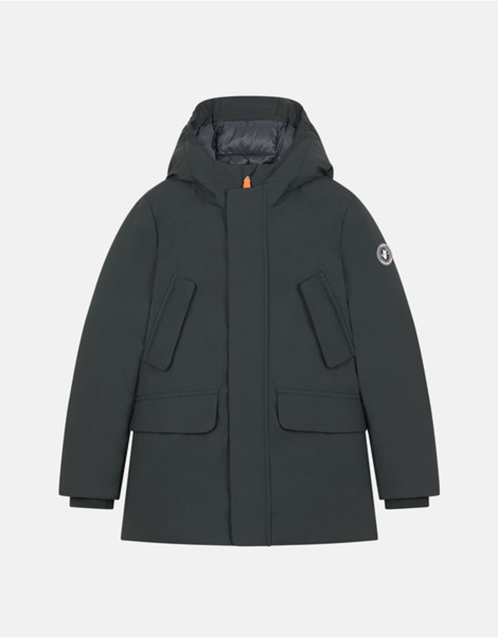 Save the Duck Save the Duck Smegy Parka Donkerblauw Jongens