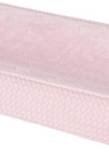 Koeka Koeka Aankleedkussenhoes 45x73 Amsterdam Wafel Old Baby Pink