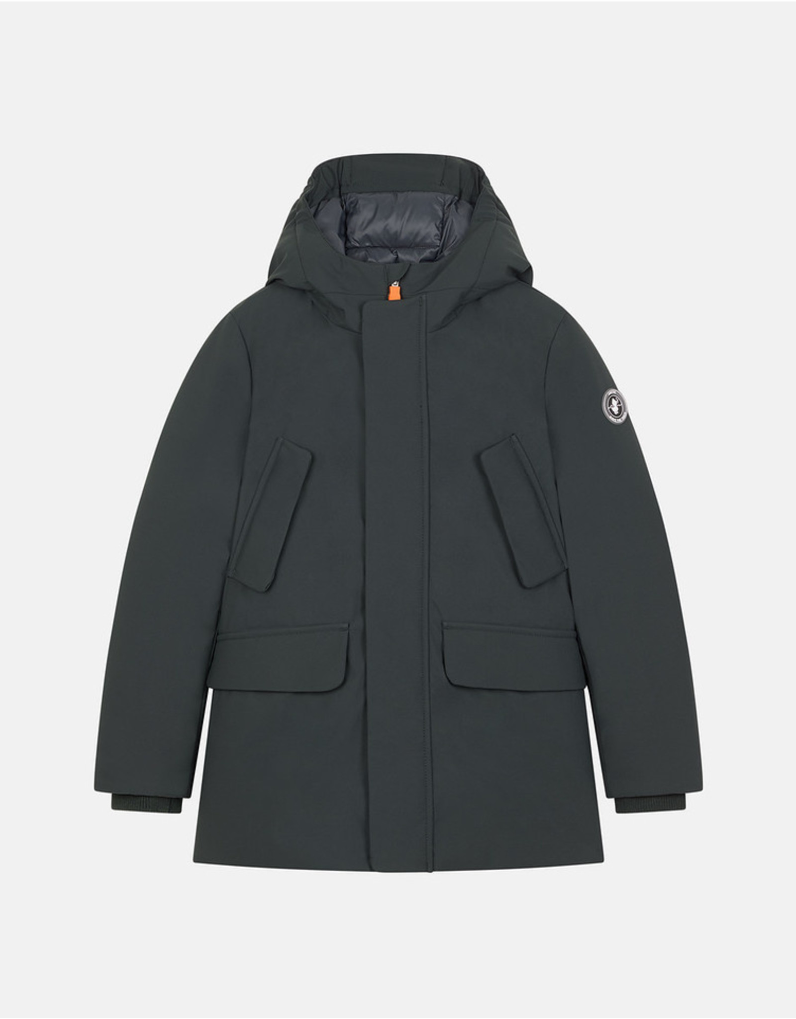Save the Duck Save the Duck Smegy Parka Donkerblauw Meisjes