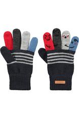 Barts Barts handschoenen gebreid vinger gezichtjes