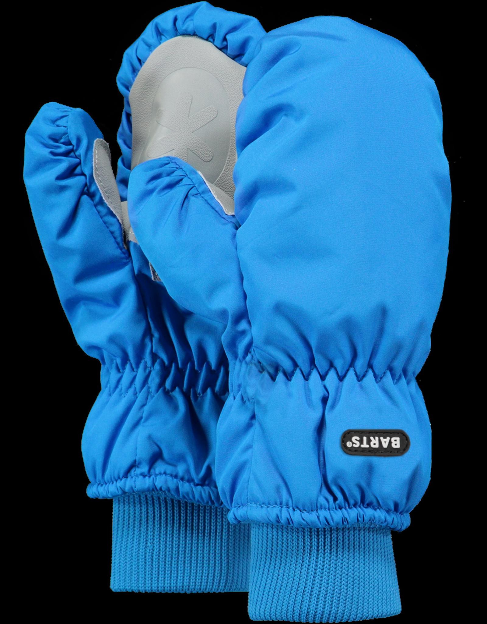 Barts Barts nylon wantjes blauw
