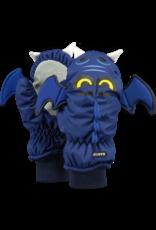 Barts Barts monster draakje donkerblauw wantjes