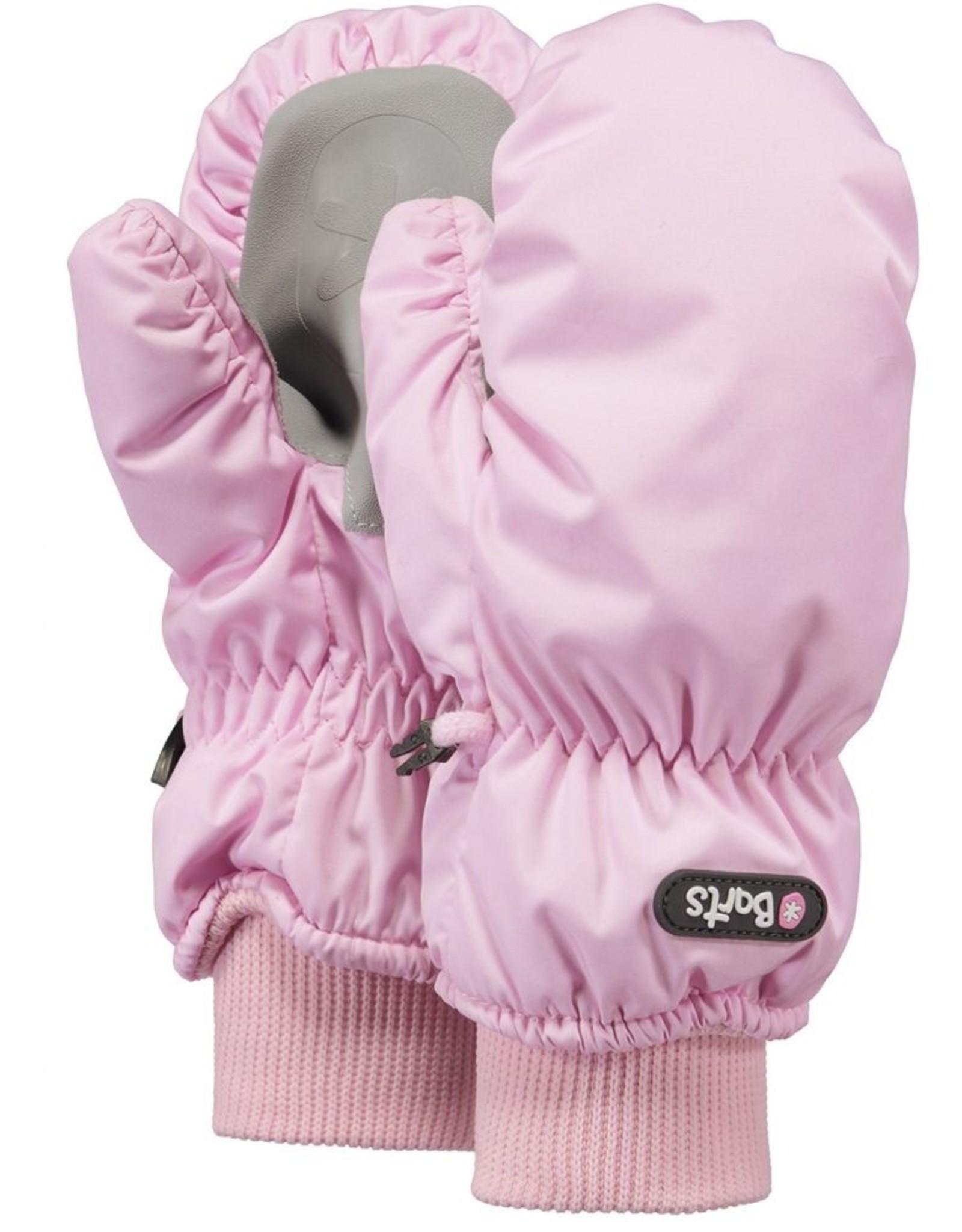 Barts Barts nylon wantjes roze