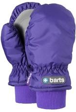 Barts Barts nylon wantjes paars