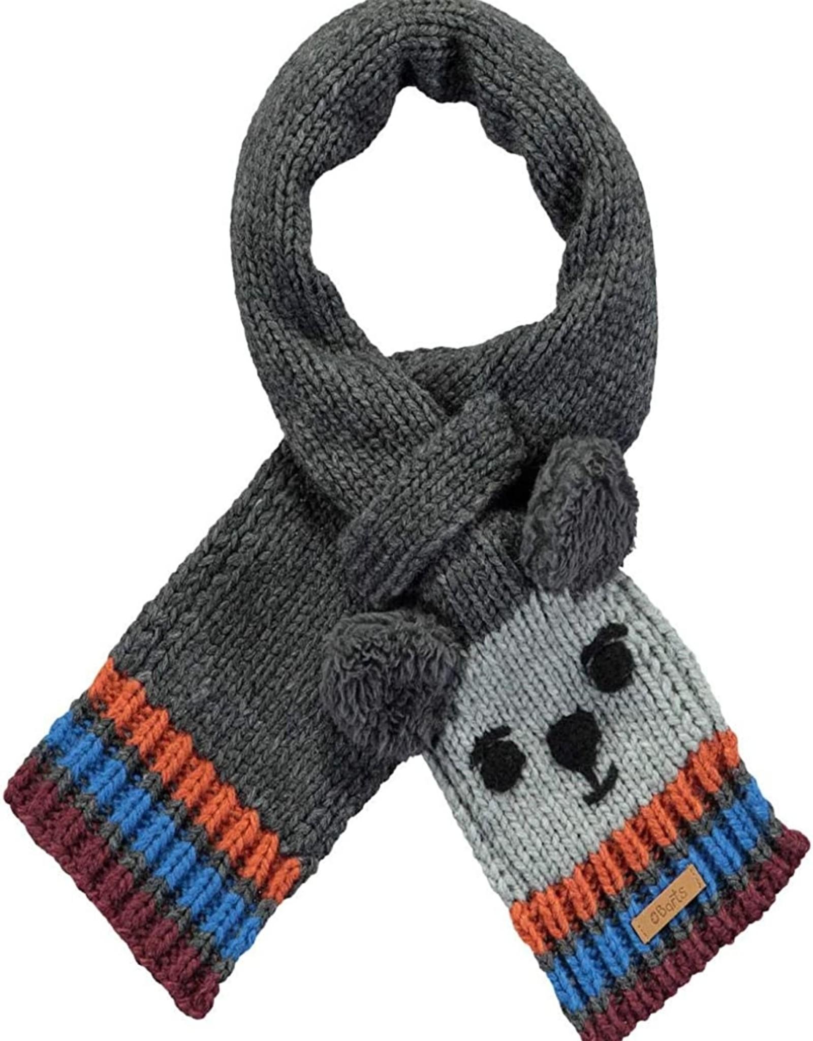 Barts Barts sjaaltje diertje met pompoms oortjes