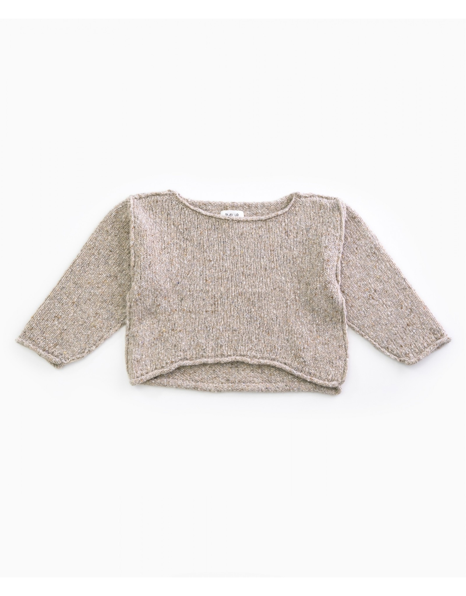 Play Up Play Up knitted sweater Ricardo