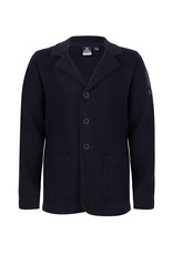 Indian Blue Jeans IBJ Knitted Blazer Navy