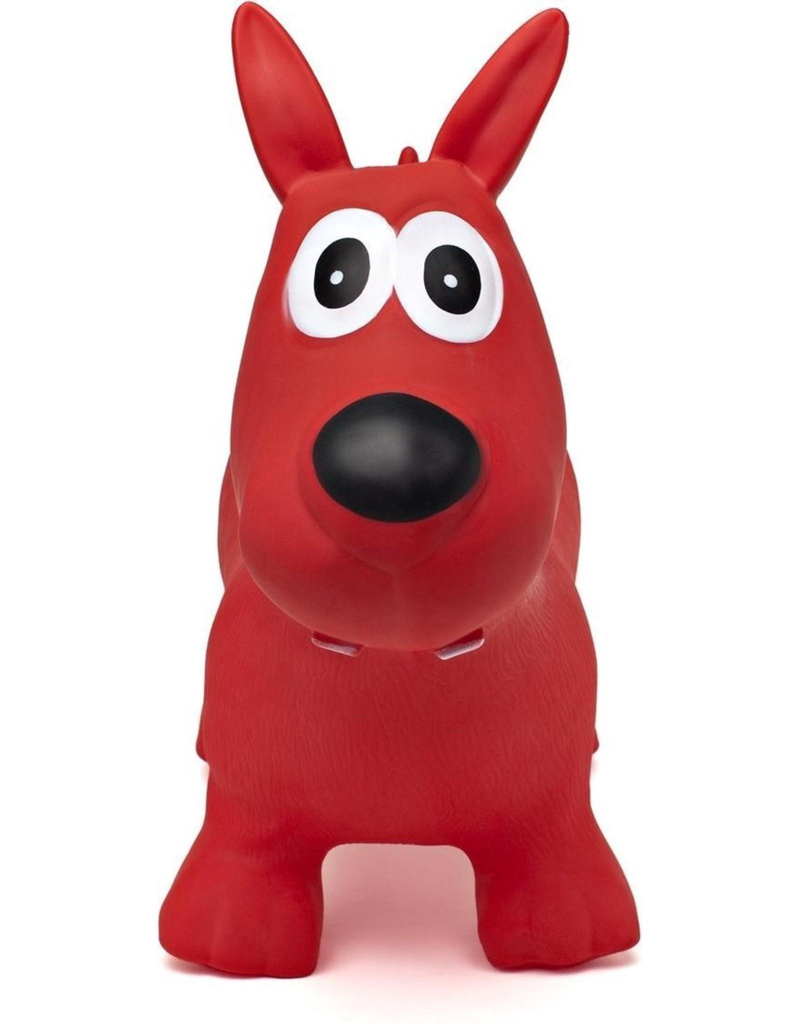 Hippy Skippy Hippy Skippy Rode Hond