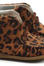Bardossa Bardossa Babyschoentjes Kimba Leopardo Camel / Oscuro