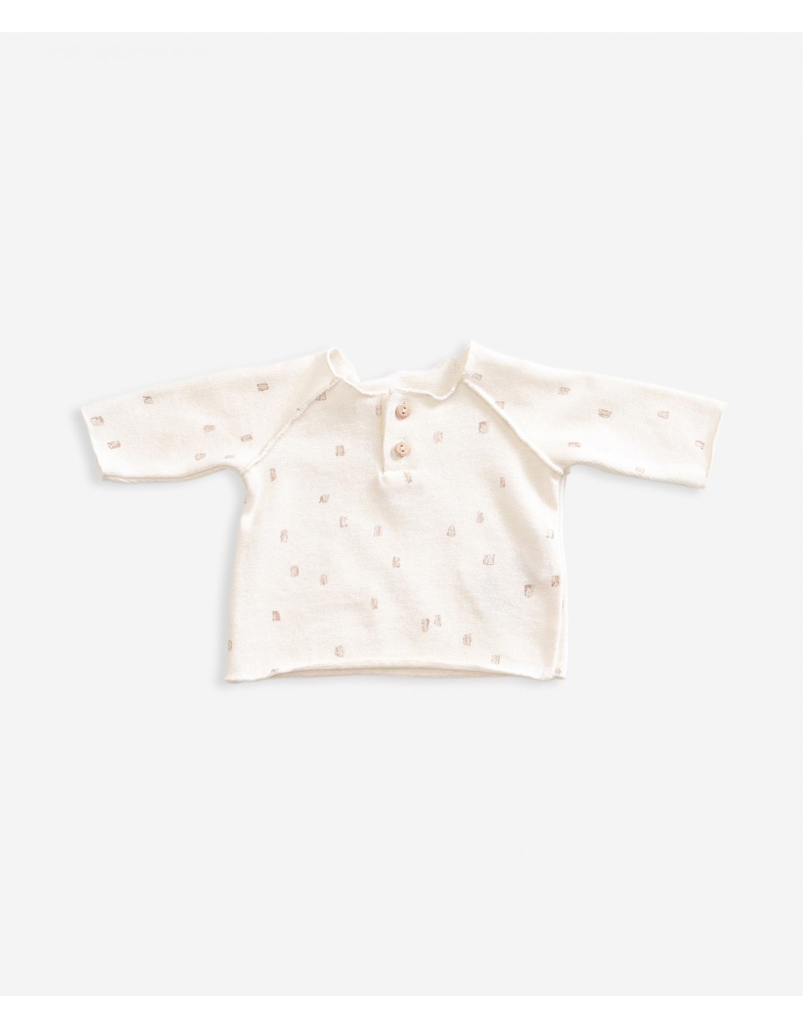 Play Up Play Up lange mouwen t-shirt Pearl