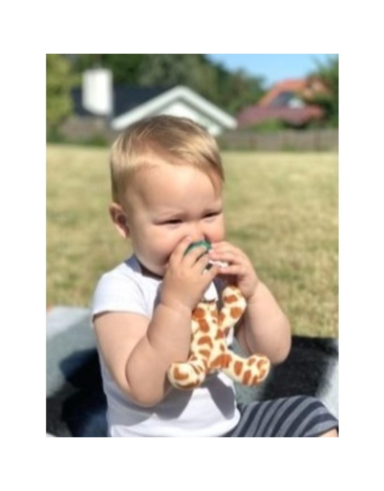 little arthur Little Arthur speen knuffel giraffe