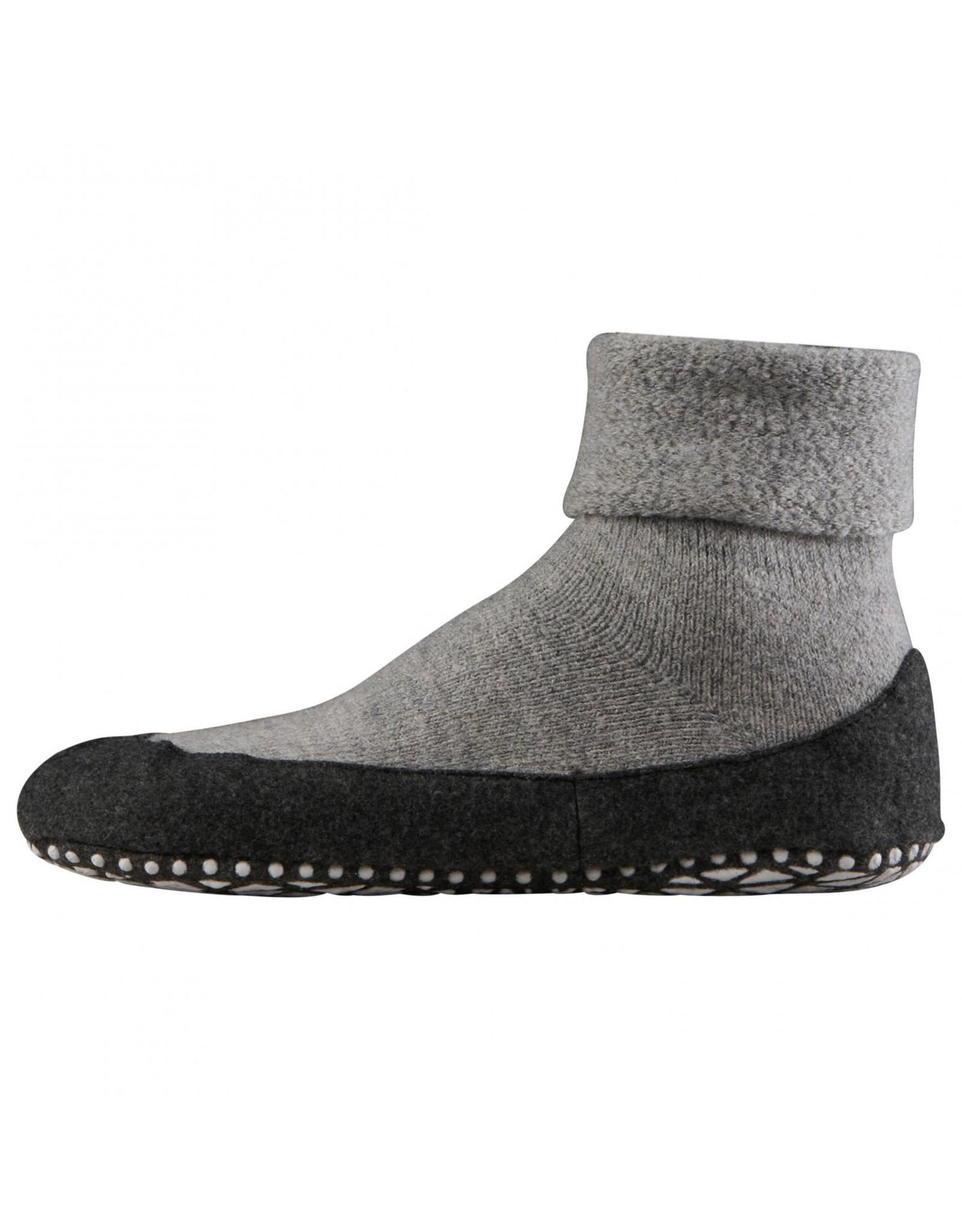Falke Falke Cosyshoe pantoffels grijs
