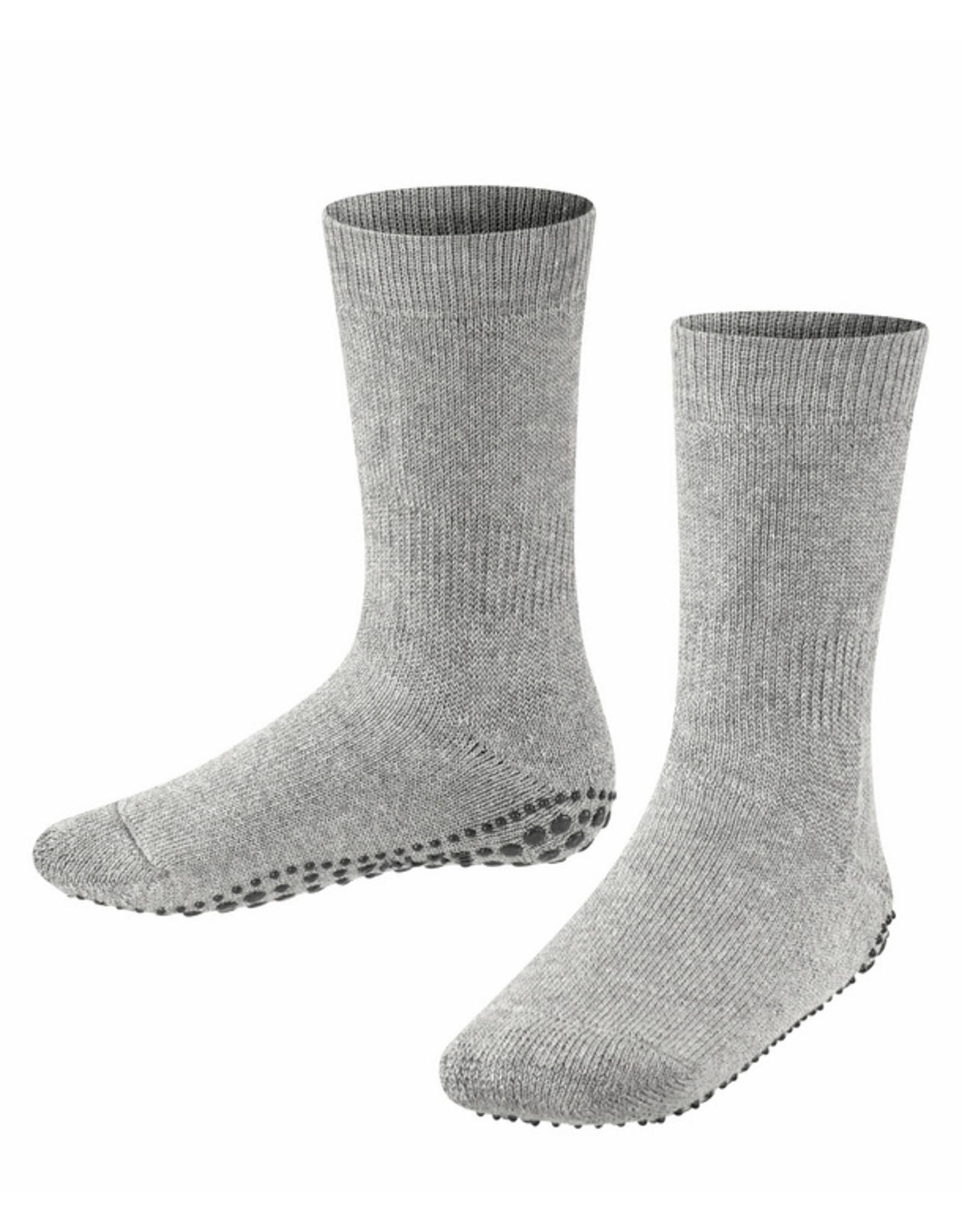 Falke Falke anti-slip huissloffen grijs