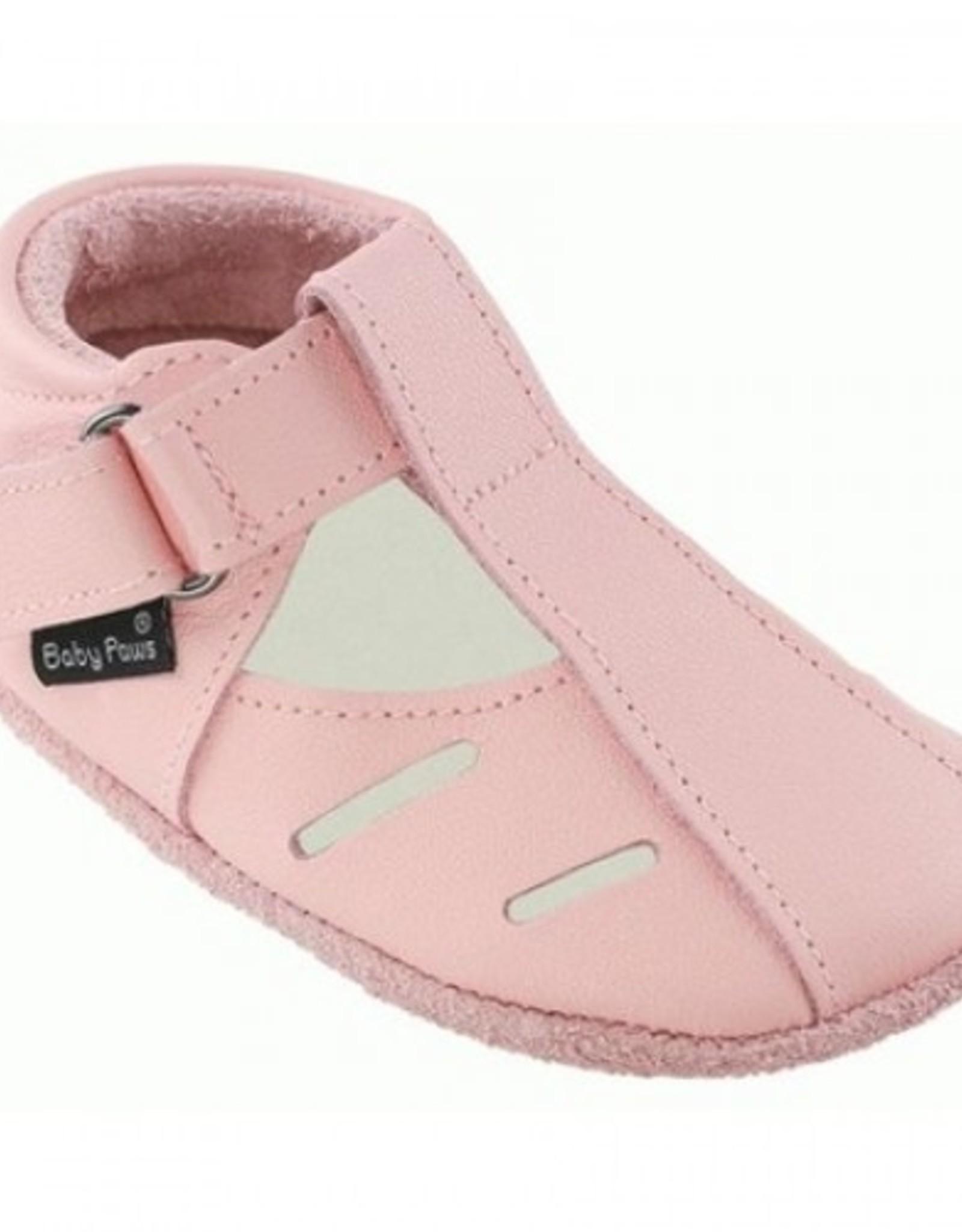 Baby Paws Baby Paws Schoentjes Summa Sandal Roze