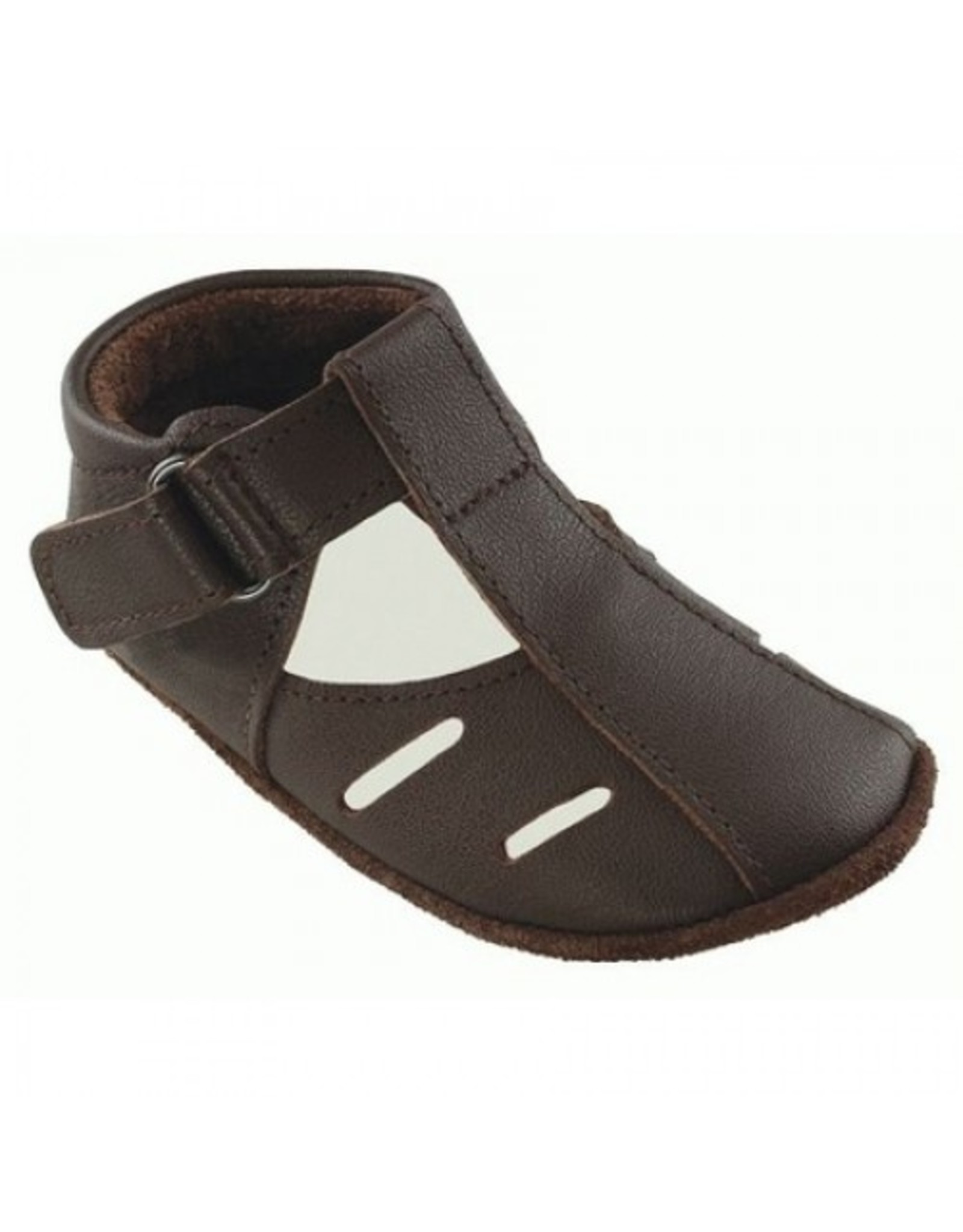 Baby Paws Baby Paws Schoentjes Summa Sandal Chocolade Bruin