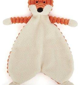 Jellycat Jellycat Cordy Roy Baby Vos knuffeldoekje