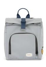 Dusq Dusq 'Mini Bag' Canvas Rugtas Cloud Grey