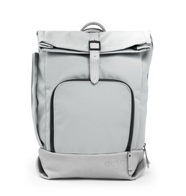 Dusq Dusq 'Family Bag' Canvas Rugtas Cloud Grey
