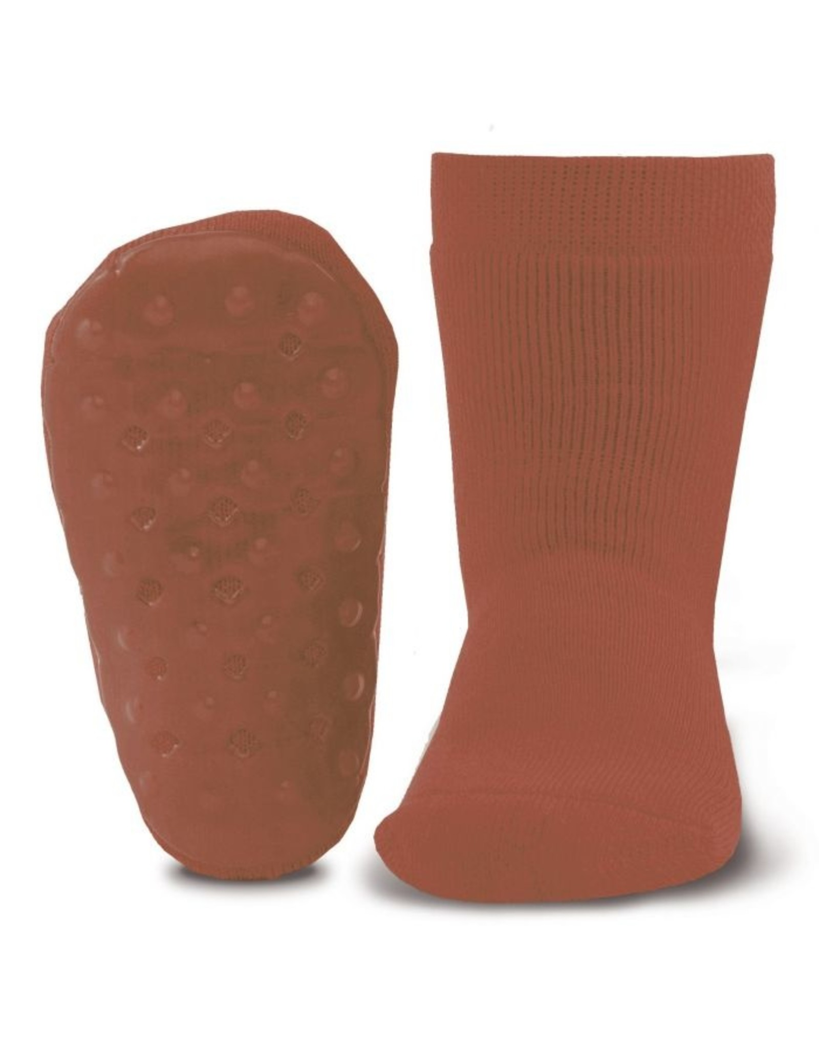Ewers Ewers antislip sokken koper
