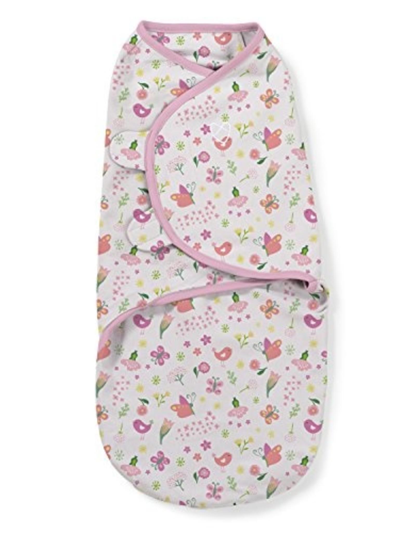 Summer Infant Summer Infant Swaddle Me Bloemen & Vlinders 0-3 Maanden