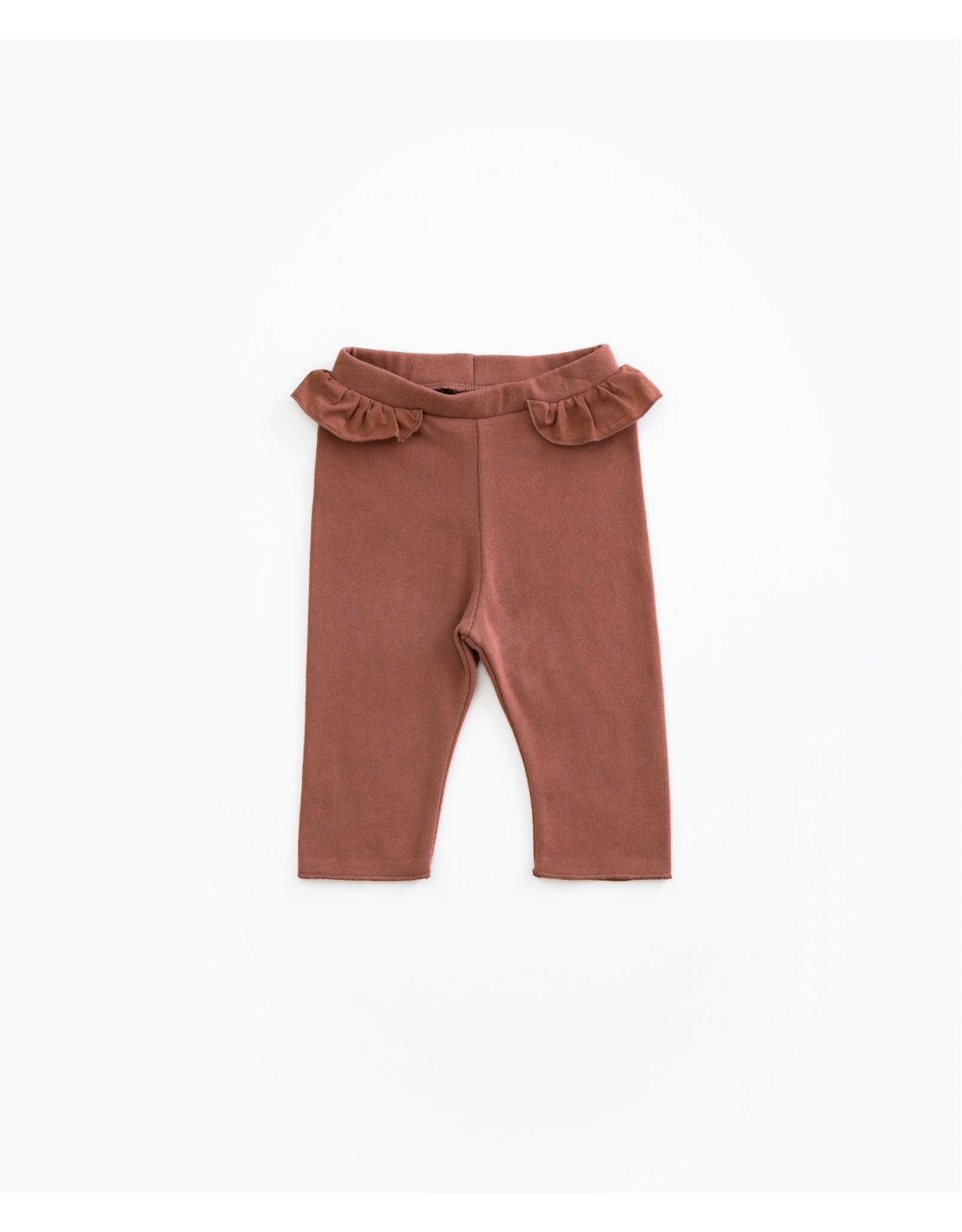 Play Up Play Up legging met volant Takula (lichtroest)