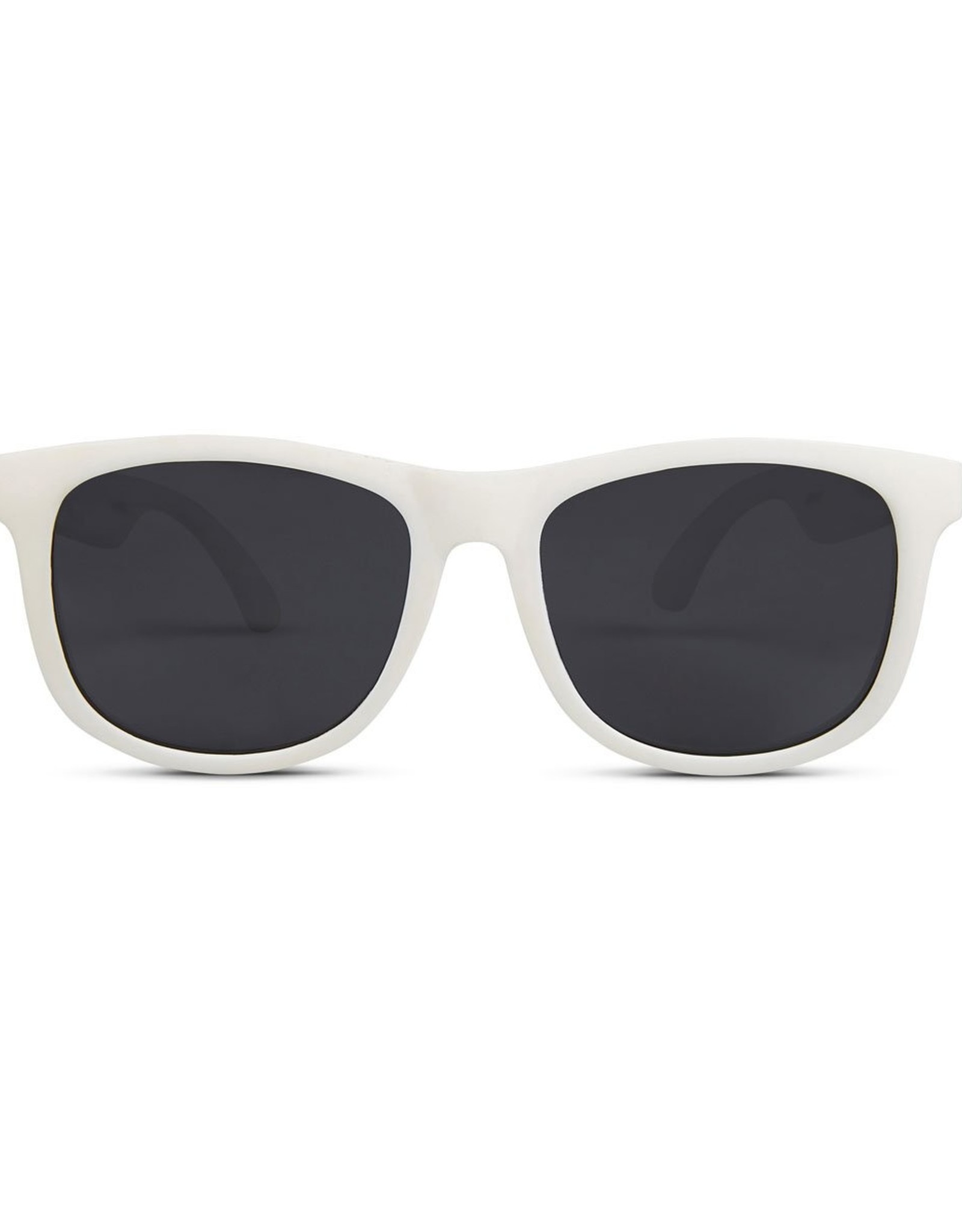 Hipsterkid Hipsterkid Wayfarers zonnebril wit